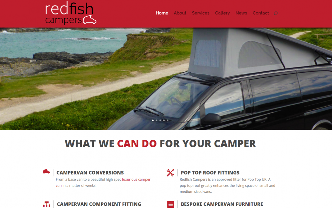 RedFish Campers