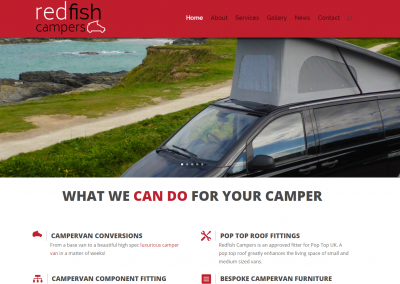 RedFish Campers