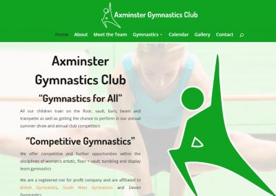 Axminster Gymnastics Club