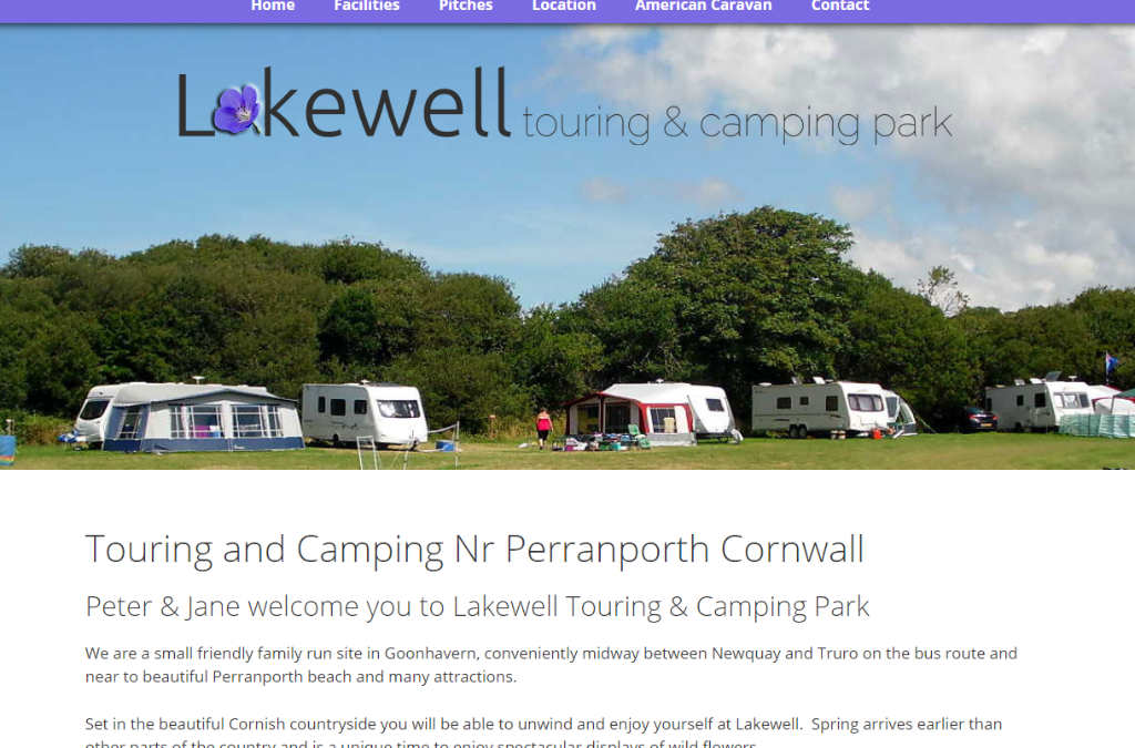 Lakewell Touring and Camping