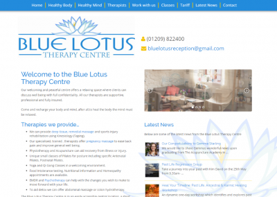 Blue Lotus Therapy Centre