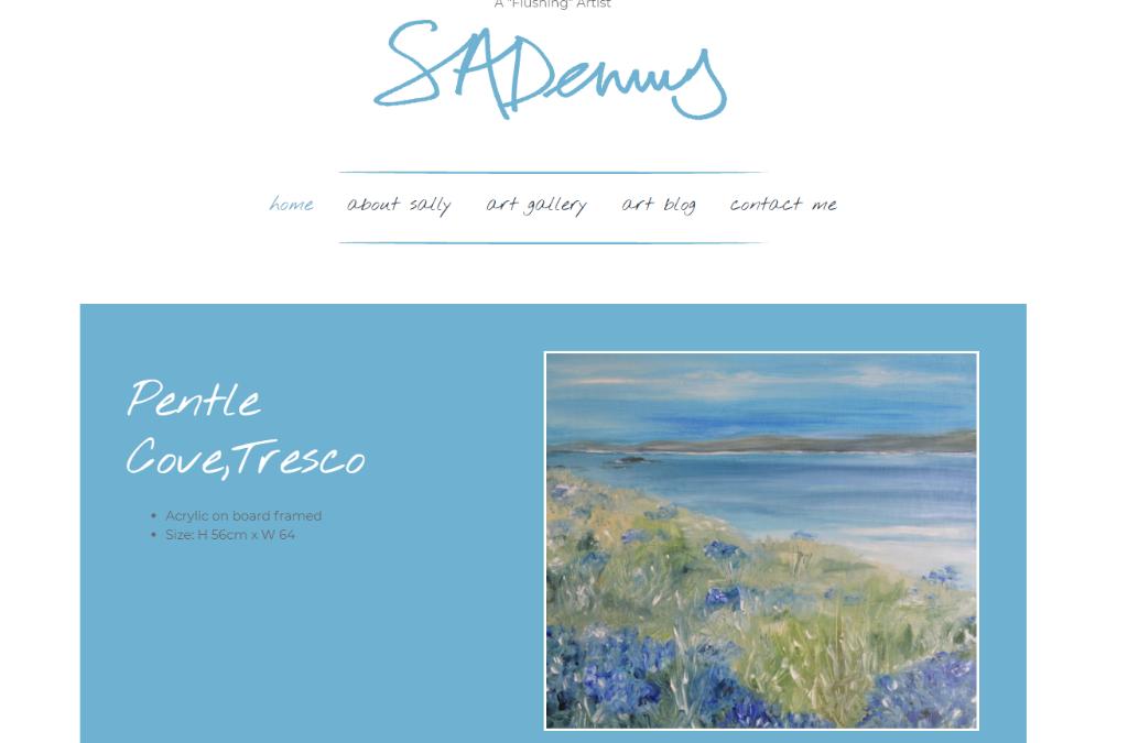 Sally Dennis Art