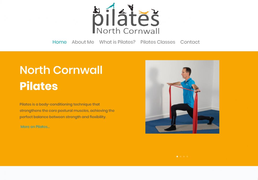 North Cornwall Pilates screenshot
